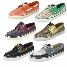 Ladies Sperry Top-Sider Deck Style Shoes 'Bahama'