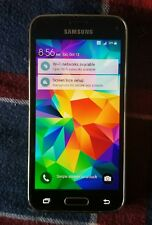 Samsung Galaxy S5 Mini - 16GB - Black (AT&T Branded) IMEI CLEAN GREAT CONDITION