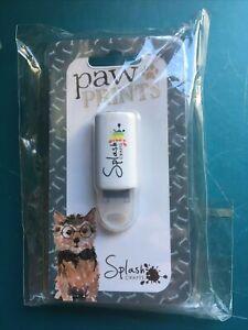 Paw Prints Splash Crafts USB Drive