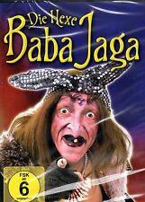 La strega Baba Jaga parte 1-commedia Dresda DVD-NUOVO