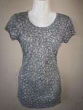 Topshop Polyester Scoop Neck Floral Tops & Shirts for Women