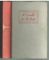 A Candle For St. Jude by Rumer Godden 1948 1st Ed Vintage Book! $