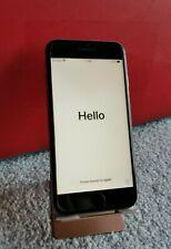 IPhone 6S 32GB Sbloccato GRIGIO SIDERALE (completamente funzionante con nuovi batt) Apple A1688