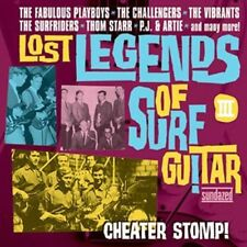 NEW Lost Legends Of Surf Guitar Iii - Ch Eater Stomp (Audio CD)