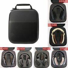 Headphone Case Cover Protection Earphone Bag for Sennheiser HD598 HD650 HD600