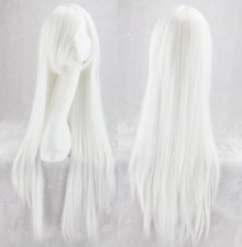 NEW Fashion 100cm Wigs Long Straight Cosplay 21 Colors Wig Heat Resistant