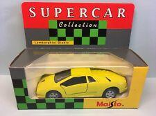 Diecast Maisto Supercar Collection Lamborghini Diablo Very Good in Box