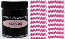 PRIVATE RESERVE - Fountain Pen Ink Bottle - SHELL PINK  -  66ml - New