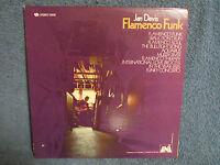 JAN DAVIS FLAMENCO FUNK VINYL LP RECORD UNIVERSAL CITY RECORDS 73070