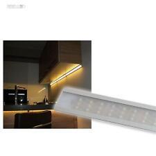 LED Lichtleiste WARM Dreieck Eckleiste Unterbauleuchte Küchenbeleuchtung