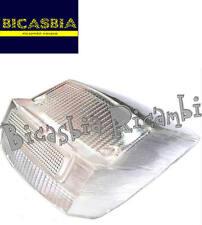 3420 - GEMMA TRASPARENTE BIANCA FANALE FARO POSTERIORE VESPA PX 125 150 200