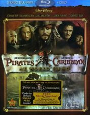 Pirates of the Caribbean: At World's End [New Blu-ray] With DVD