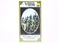HO 1/87 Scale Woodland Scenics TK27 Pine Forest 24 Tree Kit SEALED