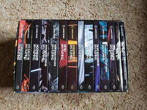 James Bond 007 Paperback Book Gift Set 2004 Ian Fleming Complete 14 Books