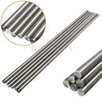 1PC Titanium Ti Grade GR5 Titanium Alloy Rod Round Bar Metal 500mmx10mm  P