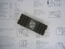 Spannungsregler LM309K auf Kühlkörper
