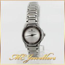 Authentic Maurice Lacroix Swiss Quartz Stainless Steel Round Ladies Watch