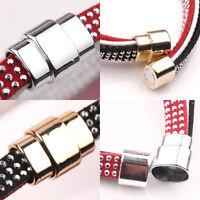 Lots 5/10Sets Magnetic Clasps Connectors Bracelet Jewelry Findings 20x15x11MM