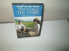 Jannette Oke When Calls the Heart: A Telling Silence 2014 dvd LORI LOUGHLIN New