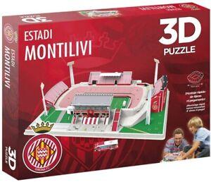 Girona FC Estadi Montilivi Stadium 3D Jigsaw Puzzle (efp)