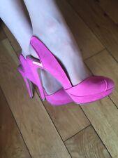 Next Ladies Shoes Size 5/38 Colour Pink