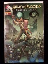 Army Of Darkness: Ashes 2 Ashes Comic #1 (Jul 2004, Dynamite) 8.5 Vf+ Evil Dead