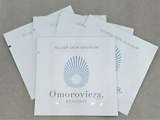 Omorovicza Silver Skin Saviour Sample Pack (4 x 2ml = 8ml) Perfect For Travel