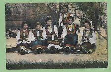 Vintage Foreign Postcard