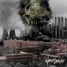 OBITUARY - WORLD DEMISE - CD SIGILLATO 1998