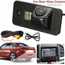 CCD Car HD Rear View Night Vision Reverse Reversing Camera For Audi A3 A4