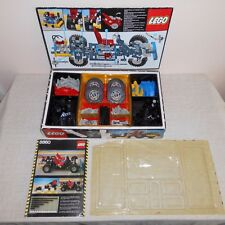 Boxed Lego 8860 Vintage Technic Car Chassis. 100% Complete. 37 Years Old