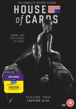 House of Cards Season 2 DVD *NEW & SEALED*