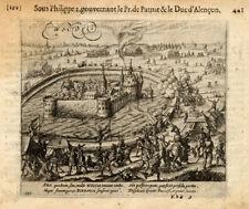 Antique Print-WOUDA-WOUDE-NETHERLANDS-Baudartius-1616