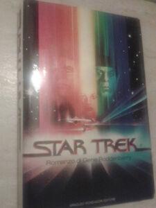Gene Roddenberry - STAR TREK - 1980 - 1° Ed. Mondadori