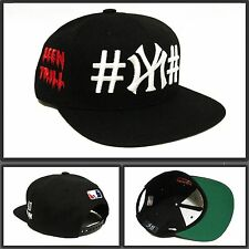 40 OZ brand Been Trill Snapback hat NYC 100% Authentic cap side red black color