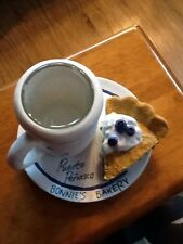 Rocky Point Puerto Penasco Mexico Bonnie's Bakery Clay Pie & Coffee Candle