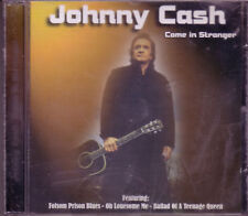 JOHNNY CASH Come In Stranger CD Classic 60s 70s Country FOLSOM PRISON BLUES