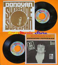 LP 45 7'' DONOVAN Sunshine supermann The trip 1999 PEACE & LOVE cd mc dvd*