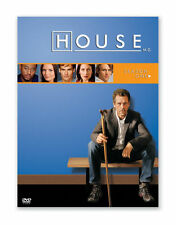 HOUSE M.D. COMPLETE SEASON 1 DVD, 3 DISC SET