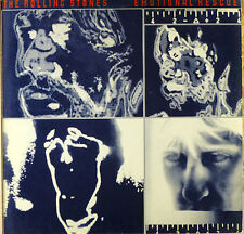 The Rolling Stones - Emotional Rescue - LP - washed - cleaned - L2135