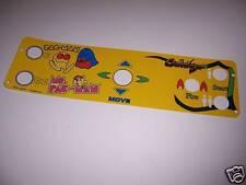 Namco Ms Pacman Pacman Galaga 25 anniversary CPO OEM NOS