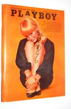 Playboy October 1966 Near Mint (9.0 - 9.6) Playmate Linda Moon, Ann-Margaret