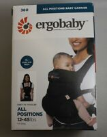 OPEN BOX Ergobaby Carrier 360 Baby Carrier Cool Air Mesh Free S/H