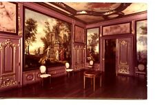 Interior Room-de Moucheron Museum Painting-Amsterdam-Holland-Vintage Postcard