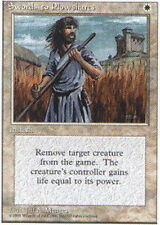 1x Swords to Plowshares NM-Mint, English 4th Edition MTG Magic