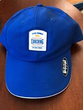 2013 Positive Coaching Alliance Golf Tournament Sf Bay Area Hat New