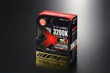 IPF Halogen Bulb SUPER LOW BEAM X2 3200K H4 Clear 140 / 180w 32X24 Japan (1000)