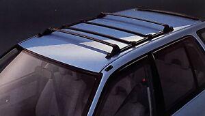 88-91 Honda Civic Sedan Hatchback Wagon Factory Optional Roof Rack EF Rare JDM