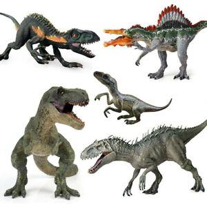 Jurassic World Indominus Rex Dinosaurier Dinosaurs Figuren Actionfigur Spielzeug