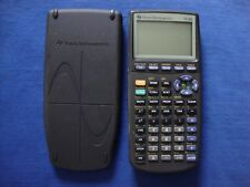 Ti-83 Graphic Calculator plus Sliding Cover Texas Instruments Graphing Ti83